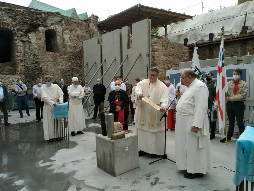 Neues vom Klosterneubau